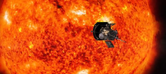 Riuscirà la sondaParkerSolarProbe a non farsi friggere dal Sole?