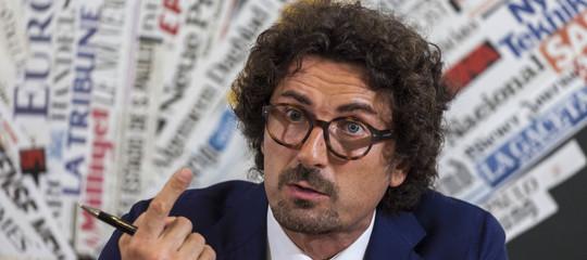 Tav, Toninelli: atto ostile avanzamento dei lavori prima delle nostre decisioni