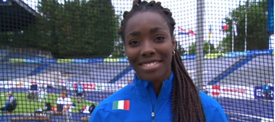 Atletica: europei, Daisy chiude al quinto posto la gara del disco