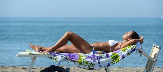 Ferragosto: in ferie 60% italiani, prenotate 88% camere