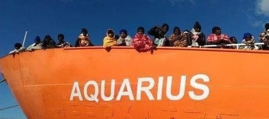 "Migranti: Aquarius, ""141 a bordo, governi Ue ci diano un porto"""