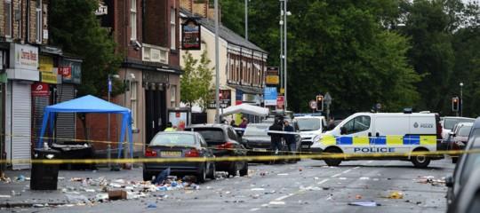 Gb: spari a una festa per il Carnevale caraibico a Manchester, 10 feriti