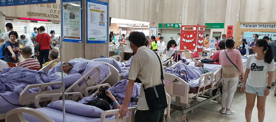 Taiwan: nove morti e 15 feriti in incendio ospedale