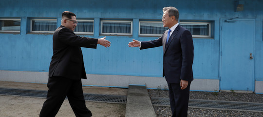 Coree: summit in settembre a Pyongyang fra Nord e Sud