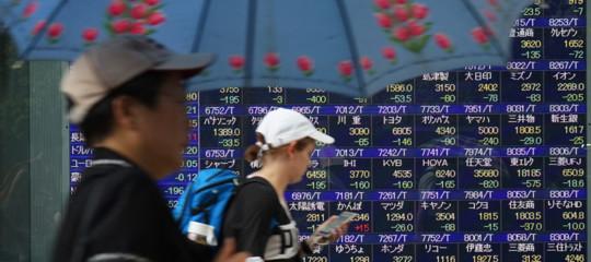 Effetto Turchia sulle Borse: mercati aprono in calo, Milano -0,82%,