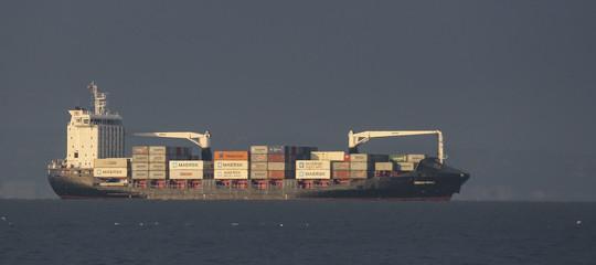 Brasile: oltre 1 tonnellata di cocaina in nave con bandiera italiana