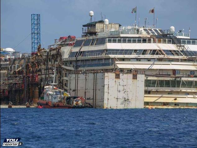 Concordia: Costa, domani parte il rigalleggiamento