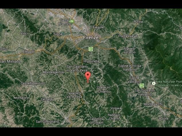 Scossa di terremoto nel Chianti. Un sisma di magnitudo 3,7 fa tremare anche Firenze
