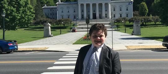 Usa: 14enne si candida a primarie democratiche per governatore del Vermont