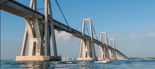 Un ponte gemello del Morandi era crollato in Venezuela nel 1964