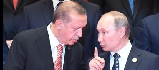 turchia lira spread contagio