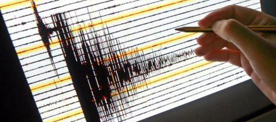 Molise: non si segnalano danni a persone o cose per la scossa di magnitudo 4.3 della scorsa notte
