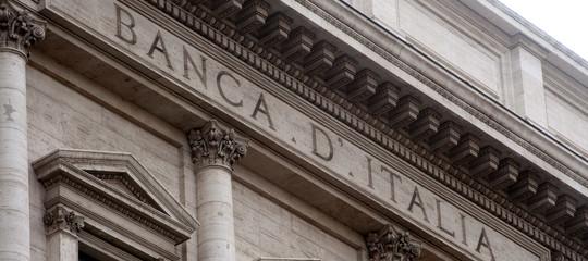 Bankitalia: debito giugno 2.323mld, (-4,1mld), entrate fisco 31,9mld(+0,9%)