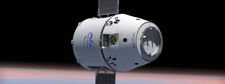 SpaceX e Nasa hanno costruito una navicella spaziale che si guida con 6 pulsanti