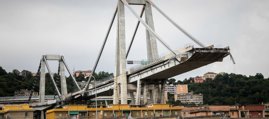 Conte: avviata revoca concessione, Autostrade ricostruiràil ponte di Genova
