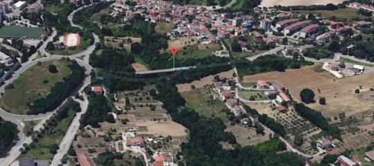 Ponte Morandi Benevento chiuso