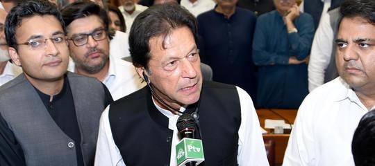 Pakistan: il Parlamento elegge Imran Khan nuovo premier