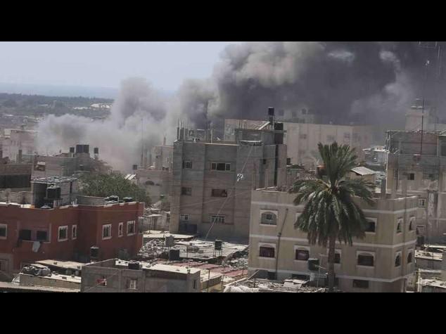 M. O.: raid Israele su Striscia Gaza, primo dalla fine tregua