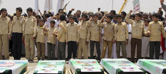 Yemen: Cnn, fornita da Usa la bomba che ha colpito lo scuolabus