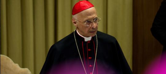 L'omelia del cardinale Bagnasco per i funerali di Genova