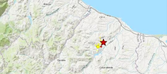 Terremoto: nuove scosse in Molise nella notte, la più forte 3.3