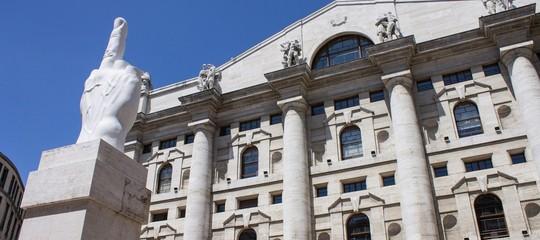 Borsa: apertura positiva a Piazza Affari, Ftse Mib +0,62%