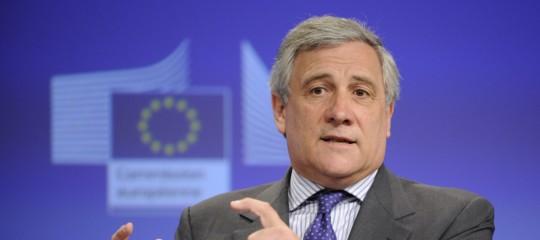 Crollo Ponte: Tajani, si può lavorare per 800 milioni da Ue a Genova