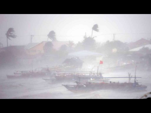 Super-typhoon Rammasun set to hit China