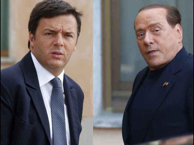 """Renzi, """"prima riforme poi il Quirinale"""". Duello con Forza Italia"""
