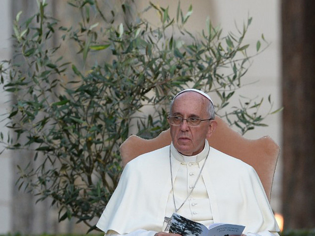 Pubblicata l'enciclica del Papa Hanno salvato banche no deboli