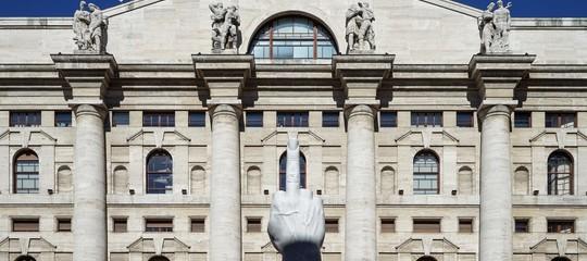 italia mirino mercati