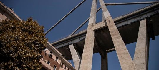 Ministero e Autostrade sapevano già a febbraio della riduzione dei tirantidel ponte Morandi?