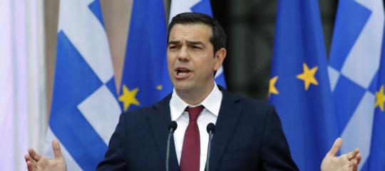 greciasalvataggio paura Italia