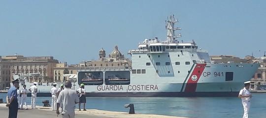 diciotti guardia costiera