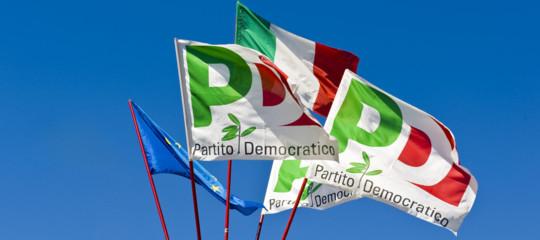 partito democratico nuovo nome