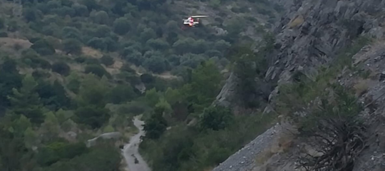 10 morti accertati nelle Gole delRaganello. Difficile stabilire il numero dei dispersi