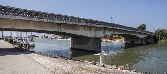 ponte Scafa fiumicinomagliana