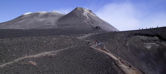 Terremoto: serie di scosse sull'Etna
