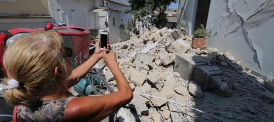 Terremoto Ischia: Di Maio, ora avete governo amico