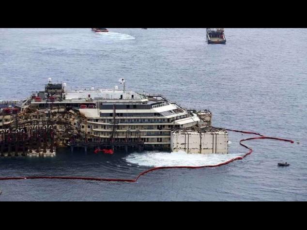 Il ministro francese dell'Ambiente seguira' l'operazione Concordia