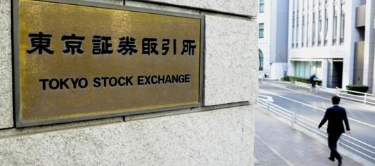 Borsa Tokyo: chiude in rialzo, Nikkei +0,64%