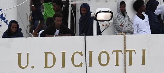 Migranti: fonti Viminale, non sono previste novità per la Diciotti