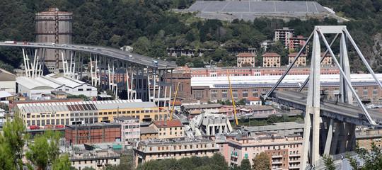 Crollo ponte: piloni Morandi saranno abbattuti, prima quello est