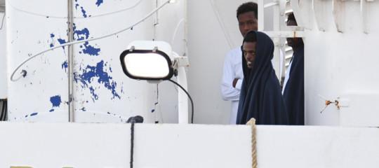 diciotti migranti salvini sequestro persona