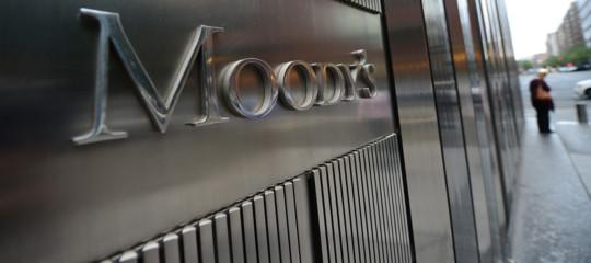 Moody's taglia le stime di crescita dell'Italia nel 2018 e 2019