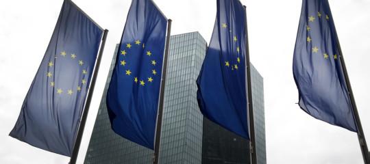 Bce: il protezionismo è la principale minaccia per la crescita