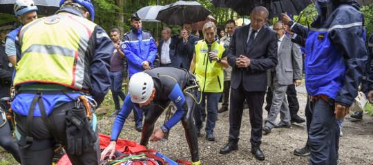 Francia: Collomb, l'aggressore era uno squilibrato