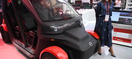 Kalashnikov sfida con Tesla con questa 'supercar' elettrica