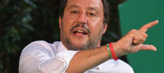 Salvini incontreràOrbana Milano per parlare di migranti (e chiude la polemica con Fico)