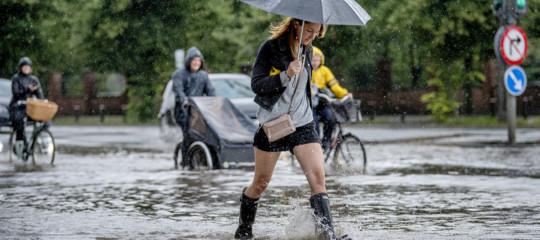 Le previsioni meteo (in attesa della 'burrasca d'estate' del fine settimana)